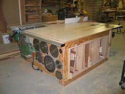 Table Saw Cabinet Plans Saw Bench Plans Treenovation
