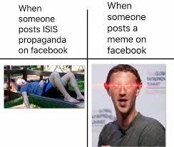Propaganda Meme - dopl3r com memes when someone posts isis propaganda on