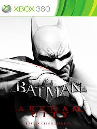 batman arkham city xbox 360 manual damages license