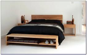 bedroom bed bench uk bed storage bench amazon