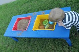 sand and water table with lid diy sand and water table tutorial child at heart blog