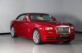 rolls roll royce rolls royce dawn u2013 red