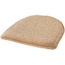 chair u0026 stool cushions miles kimball