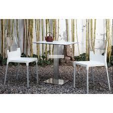 terrasse transparente chaise de terrasse et chaises de terrasses chaises de jardin