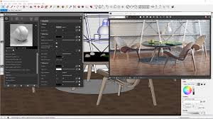 working with materials in vray for sketchup cg tutorial