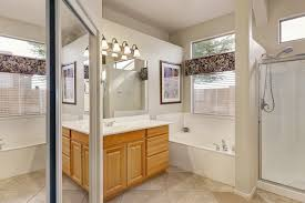 adobe style home for sale near numerous local golf courses separate shower and soaking tub
