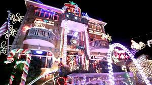 the craziest light displays cost big bucks abc news