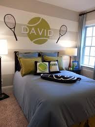 Bedroom Wall Murals by Tennis Wall Murals Custom Kids Tennis Bedroom Wall Murals