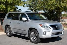 lexus lx 570 used used 2013 lexus lx 570 for sale raleigh nc cary nlc12a