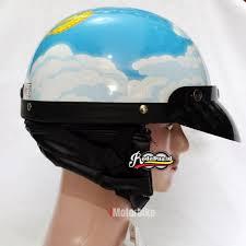 Helm Catok helm retro catok mvstar pet v9 helmets imotorbike co id