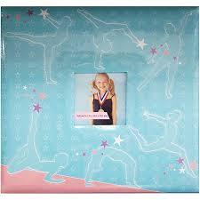 postbound album sport hobby postbound album 12 x12 gymnastics walmart