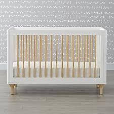 Baby Cribs White Convertible Convertible Crib Crate And Barrel