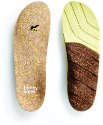amazon com honey soles natural cork shoe insoles amazon launchpad