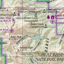 nevada road map nevada delorme atlas road maps topography and more