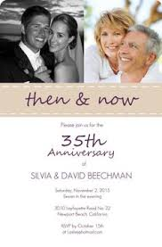25th wedding anniversary invitations in spanish wedding