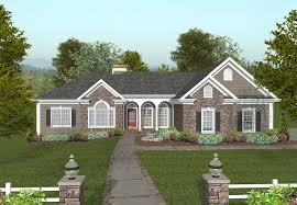 plan 20066ga traditional home with exquisite master suite stone