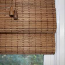 cape cod maple bamboo roman shade hyman inc