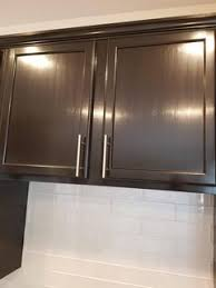 how to get polyurethane cabinets how can i fix streaks left in wipe on polyurethane varnish