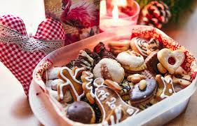 wallpaper sweets candies christmas cookies czech republic new