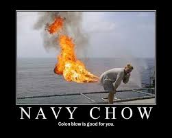 Funny Navy Memes - navy chow military humor