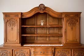 Bookshelf Drawers Antique Furniture Chest Of Drawers Bookshelf Stock Image Image