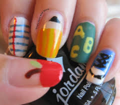 45 back to nail designs 1