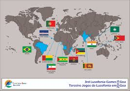 World Continents And Countries Map by 4 Continents 12 Countries Brought Together By Sport Lusofonia