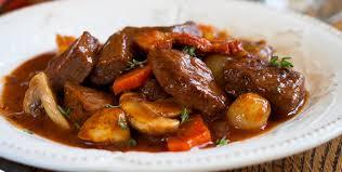 cuisiner une joue de boeuf bourguignon de joue de bœuf boucherie viande s g