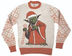 are these star wars sweaters ugly enough for christmas bloomberg