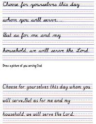 50 best d u0027nealian handwriting images on pinterest lower case