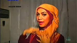 tutorial hijab turban ala april jasmine tutorial hijab ala indah nevertari prilly april jasmine obs 3