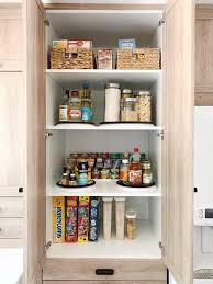 how to organize kitchen cabinets in a small kitchen how we organized the fullmer s kitchen cabinets a