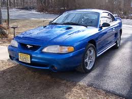 1998 ford mustang cobra for sale 1998 ford mustang svt cobra overview cargurus