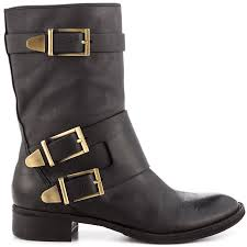 buckle motorcycle boots shop biker boots and moto ankle boots at heels com