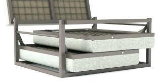 Ottoman Sofa Bed Folding Ottoman Footstool Sofa Bed Www Redglobalmx Org