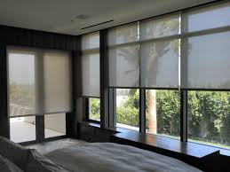 electric window blinds and solar shades