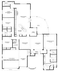 4 bedroom floor plans one story home planning ideas 2018