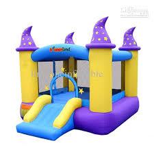 2017 high quality pvc bouncy castle bouncer