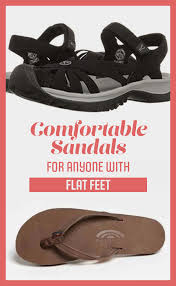 Most Comfortable Flip Flops With Arch Support 24 Ridiculously Comfortable Sandals For Anyone With Flat Feet
