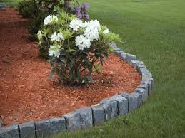 Landscaping Ideas Around Trees Landscaping Lawn Edging Ideas Landscape Edging Ideas For A