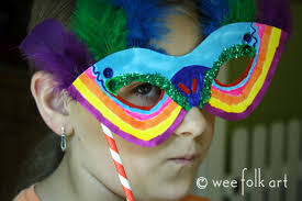 cool mardi gras masks mardi gras masks wee folk