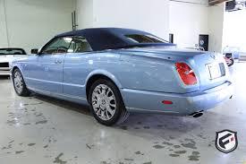 bentley brooklands convertible 2008 bentley azure fusion luxury motors