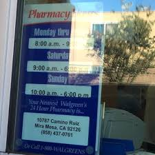 walgreens 13 photos 22 reviews drugstores 13390 poway rd