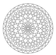 color mandala coloring book club