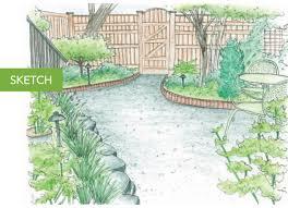 south end garden