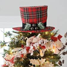 22 best unique lighted top hat tree toppers images on