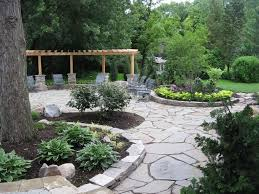 Backyard Hill Landscaping Ideas Landscape Design Ann Arbor Mi Treasured Earth Landscape Design
