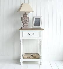 White Hallway Table White Table With Drawers Vennett Smith