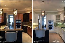 2016 kitchen makeovers our top before and afters bella tucker