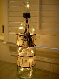 bottle lamp design ideas home made design
